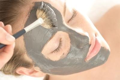 Arcilla orgánica para facial