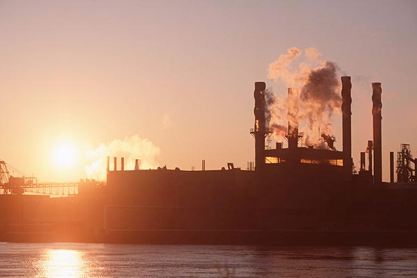 Papeleras: la cuestión ambiental