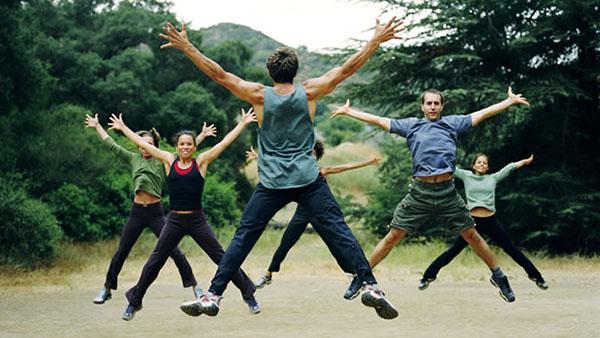 Actividad física en adultos