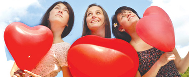 El corazón de una mujer puede romperse