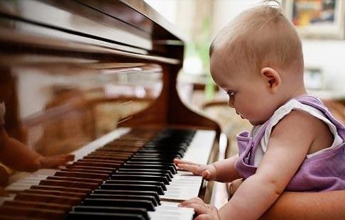 Musicoterapia para bebés