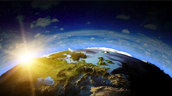 La Tierra nos interconecta a nivel energético