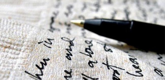 grafología y escritura