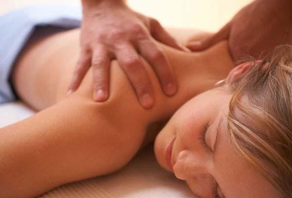 4 masajes con efectos notables