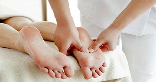 reflexologia masaje terapeutico salud